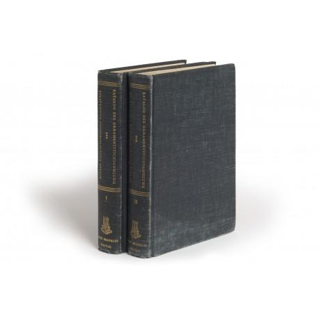 Katalog der Ornamentstichsammlung der Staatlichen Kunstbibliothek Berlin (Burt Franklin Bibliographical Series, 12)