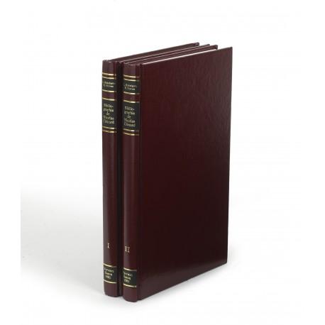 Bibliographie des œuvres de Nicolas Clénard, 1529-1700