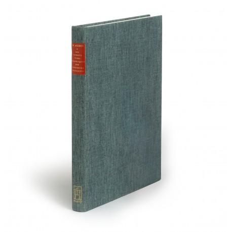 Les Livrets typographiques des fonderies françaises créés avant 1800 : Étude historique et bibliographique… Avec un supplément par M. Elic Howe et documenté avec 65 fac-similés