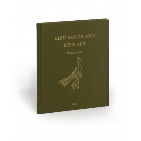 Bird books and bird art : an outline of the literary history and iconography of descriptive ornithology