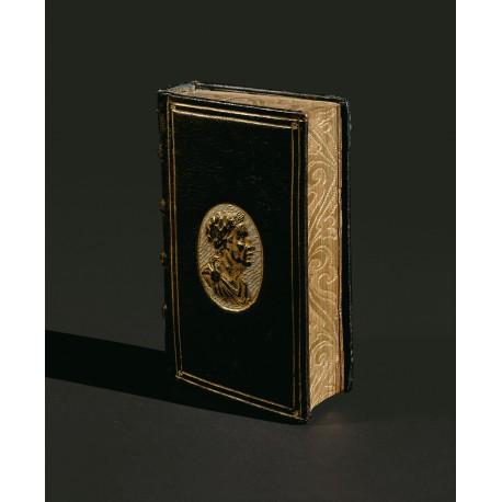 Marcus Fugger's Ficino (binding 125 × 75 × 29 mm)