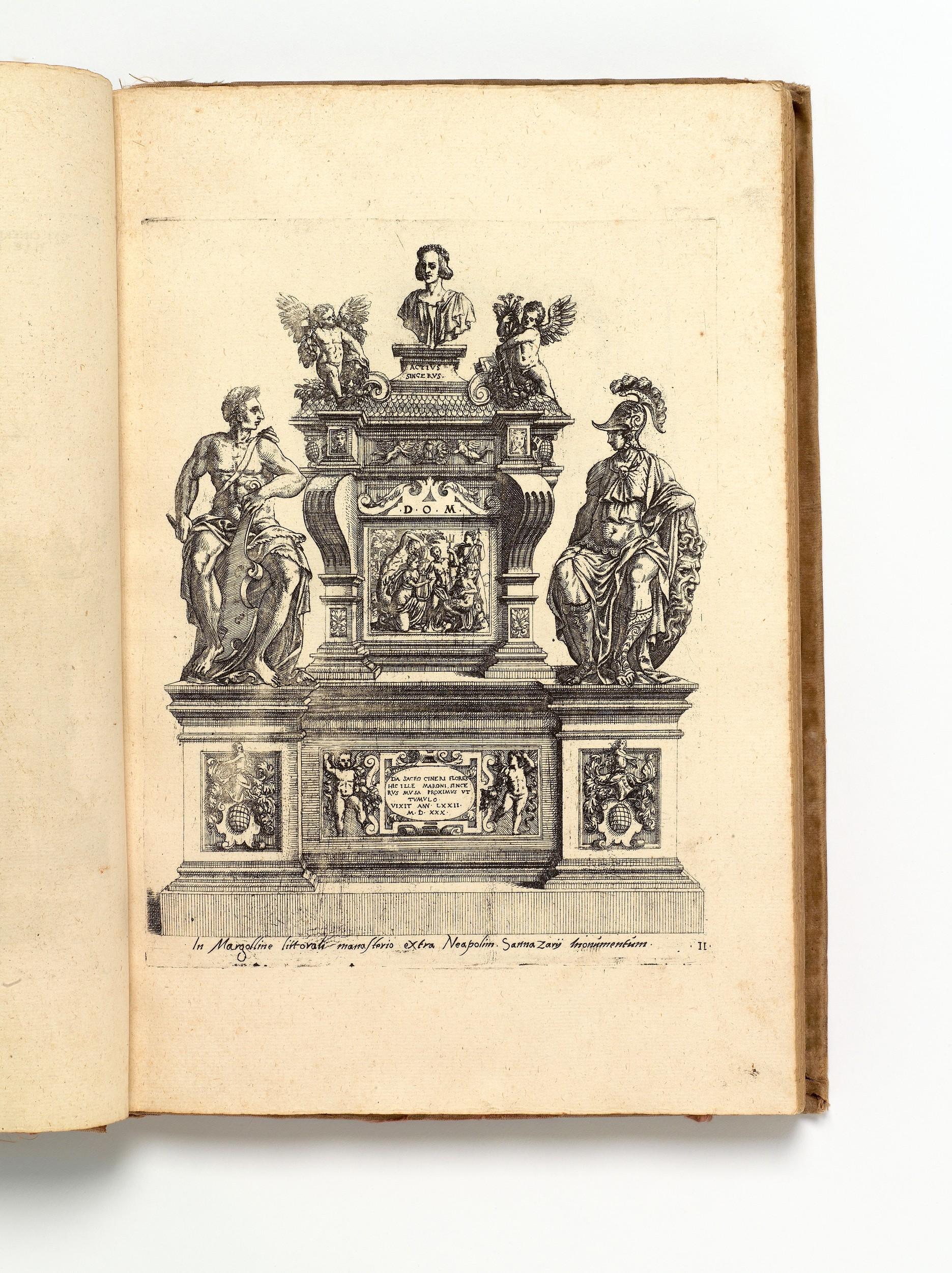 Fendt Tobias C 1520 1530 1576 Monumenta Sepulcrorum
