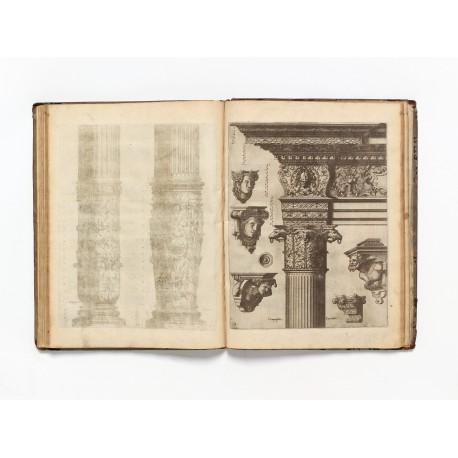 Das ander Buech (folio 19). Engraving by Joannes and Lucas van Doetecum (305 × 238 mm, platemark)
