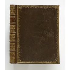 The manuscript diaries of three French travellers in Italy, collected and bound in 1754 by the bibliophile Anthelme-Michel-Laurent de Migieu (1723-1788). Height of binding 225 mm