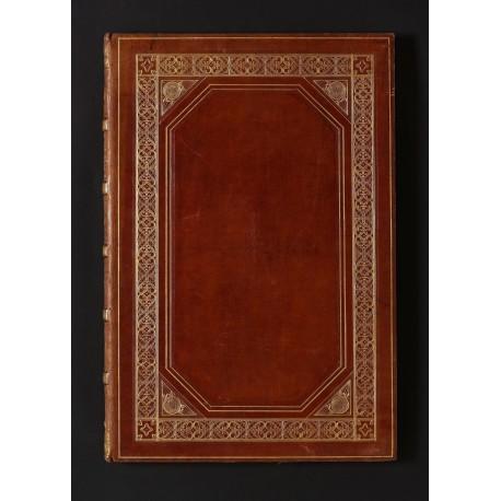 Bound by Philipp Selenka (1803-1850) of Wiesbaden
