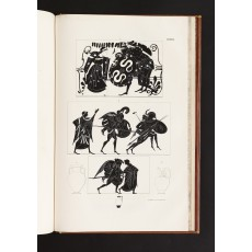 (Pl. LXVIII) 1. Black-figure neck-amphora, depicting Ajax carrying Achilles (ex-Durand collection; now British Museum B279) 2. Black-figure oinochoe, depicting Aeneas carrying Anchises (ex-Durand collection; now Musée du Louvre F118) 3. Aeneas carrying Anchises (ex-Herry collection, Antwerp; untraced)
