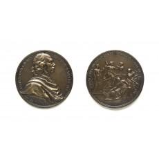 Medal by Charles Jean-François Chéron (diameter 72.5 mm)