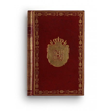 Binding by Luigi Lodigiani for Eugène de Beauharnais as Viceroy of Italy (height 214 mm)