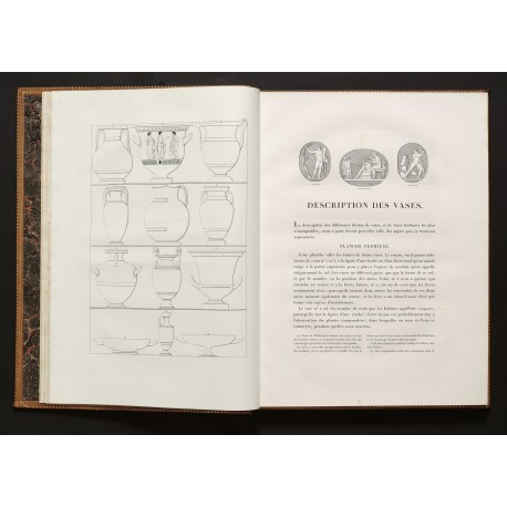 One of sixty unsigned engravings credited in the text to the draughtsman Michele Steurnal (Steurnel) and the engraver Francesco Giangiacomo (page dimensions 530 × 364 mm)