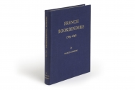French bookbinders 1789-1848