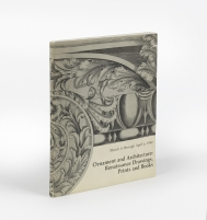 Ornament and architecture : Renaissance drawings, prints...