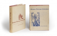 German Baroque literature : a catalogue of the collection...