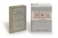 Morton's medical bibliography : An annotated checklist of...