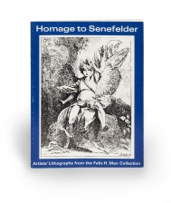 Homage to Senefelder : Artists' lithographs from the...