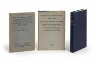 Short-title catalogue of books printed in Spain and of...