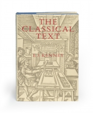 The Classical text : aspects of editing in the age of the...