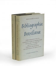 Bibliographia brasiliana : a bibliographical essay on...
