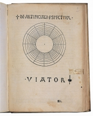 Title-page with woodcut diagram of twelve concentric...