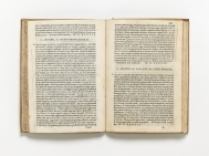 "First printing of Aretino's letter of September 1537 ""al..."