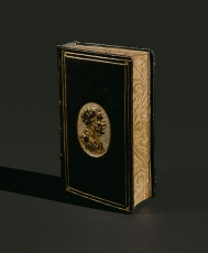 Marcus Fugger's Ficino (binding 125 × 75 × 29 mm)