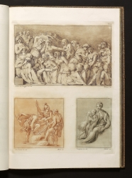 Drawings by Polidoro da Caravaggio, Giulio Romano, and...