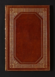 Bound by Philipp Selenka (1803-1850) of Wiesbaden