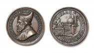 Medal by Andrea Spinelli (diameter 37.8 mm)